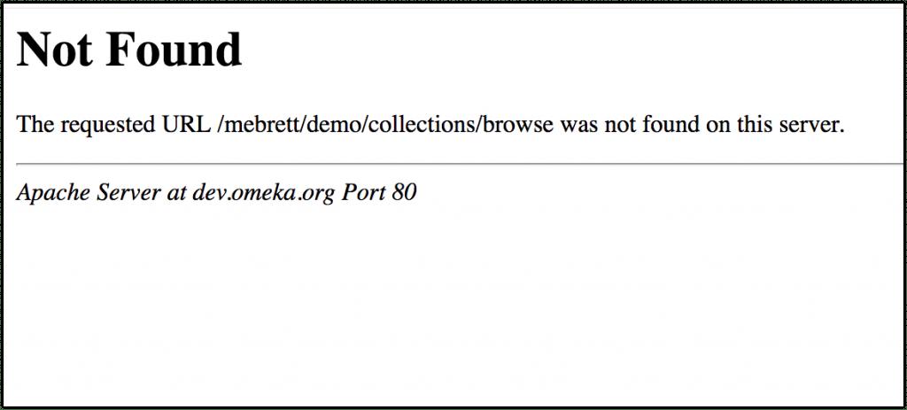 пример 404 без дизайна