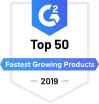 Top 50 Fastest growing products