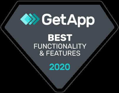GetApp - Best Functionality & Features 2020